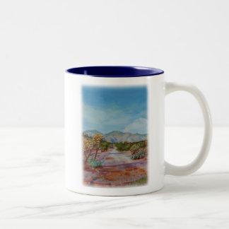 'Desert Path' Mug