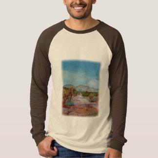 'Desert Path' Shirt