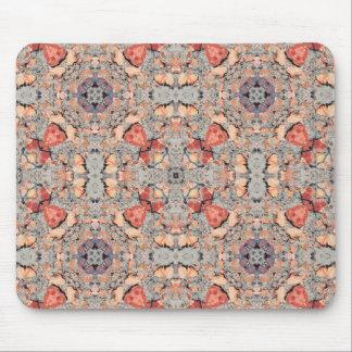 Desert Pavement Kaleidoscope Mousepad