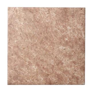 Desert Pink Stone Pattern Background Tile