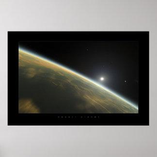 desert planet poster