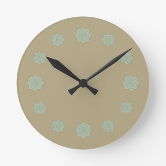 Desert Plant Clock