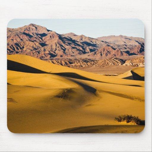 Desert Playground Mouse Pad