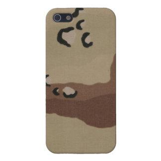 Desert prints iPhone 5 cover