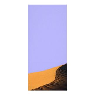 Desert Rack Card
