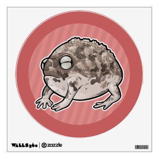Desert Rain Frog Wall Sticker