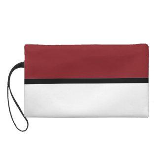 Desert Red Bird II Mini Bag Wristlet Purses