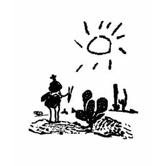 Desert Rider shirt