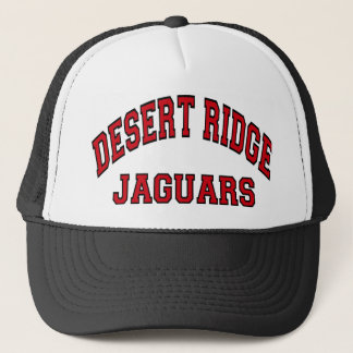 Desert Ridge Jaguars Trucker Hat