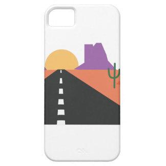 Desert Road iPhone SE/5/5s Case