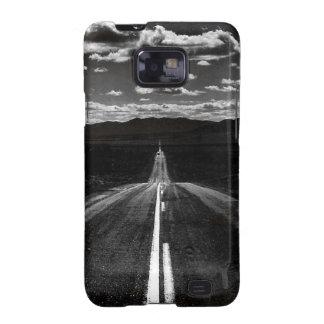Desert Road Samsung Galaxy S Phone Case Samsung Galaxy SII Case