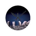 Desert rocks clocks