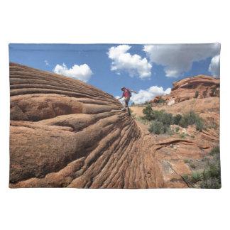 Desert Rocks - Grand Canyon - Thunder River Trail Placemat