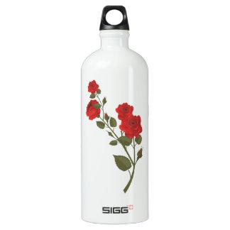 Desert Rose Aluminum Water Bottle