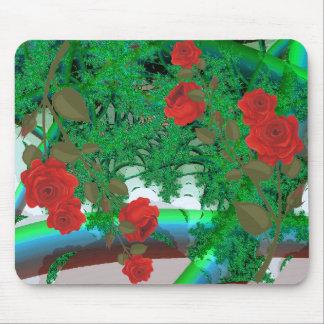 Desert Rose Mouse Pad