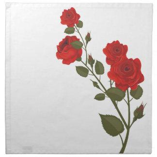 Desert Rose Napkin