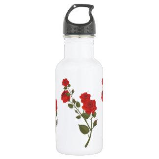 Desert Rose Stainless Steel Water Bottle