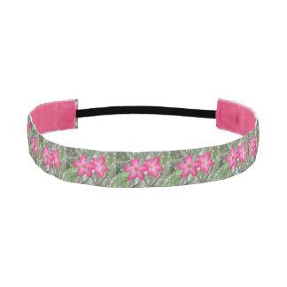 Desert Roses Athletic Headband