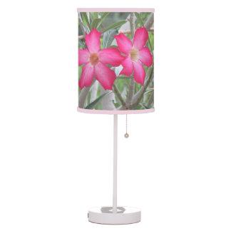 Desert Roses Desk Lamp