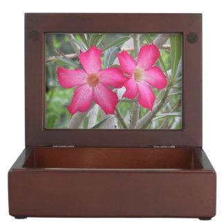 Desert Roses Keepsake Box