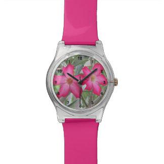 Desert Roses Wrist Watches