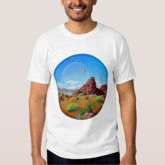 Desert Round T-shirts