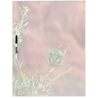 Desert Sage Dry Erase Board
