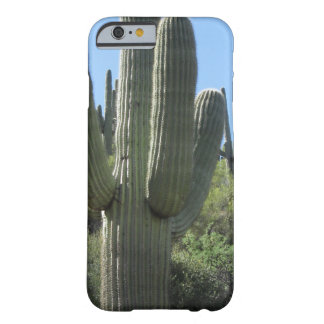 Desert Saguaro Barely There iPhone 6 Case