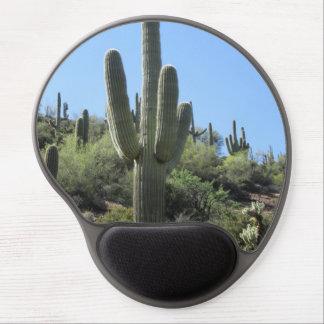 Desert Saguaro Gel Mouse Pad