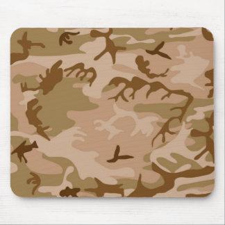 Desert Sand Camouflage Mousepad