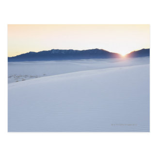 Desert Sand Dunes 2 Postcard