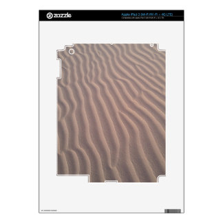 Desert Sand Ripples iPad 3 Skin