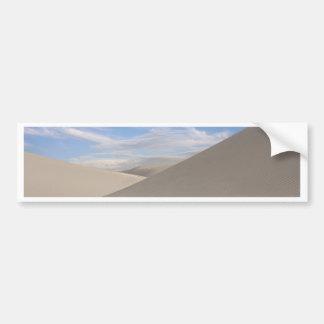 Desert Sands Car Bumper Sticker