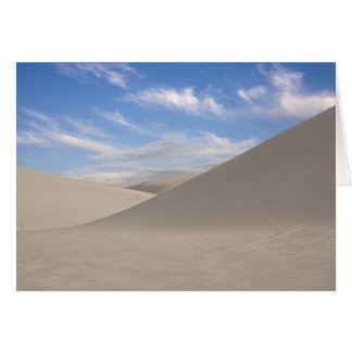 Desert Sands Greeting Card