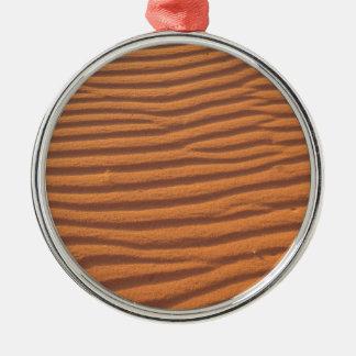 Desert Sands Metal Ornament