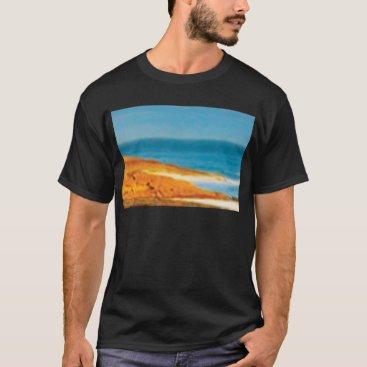 Beach Themed desert sandy beach T-Shirt