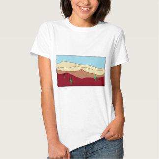 Desert scape T-Shirt