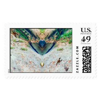 Desert Shrine Stamp