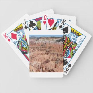 Desert Spikes Scene Bicycle Card Decks
