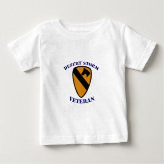 Desert Storm  1st Cav No BG-1.jpg Baby T-Shirt