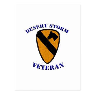 Desert Storm  1st Cav No BG-1.jpg Postcard
