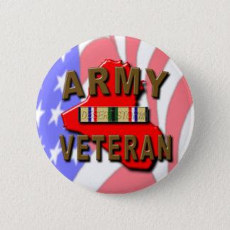 Desert Storm ARMY Veteran Button