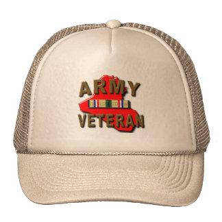Desert Storm ARMY Veteran Hat