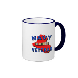 Desert Storm Campaign Ribbon, NAVY Mug