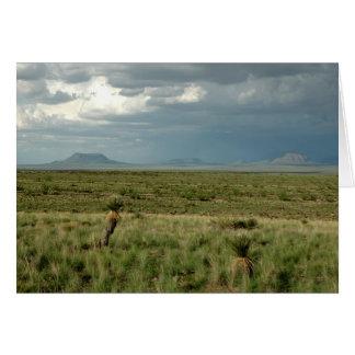 Desert Storm Card