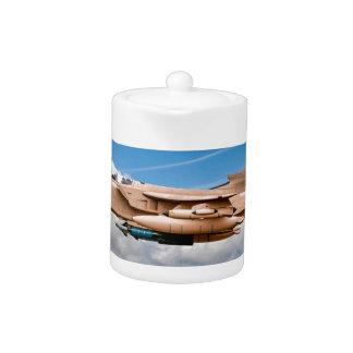 Desert Storm Tornado GR4 Pinky Teapot
