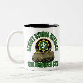 Desert Storm Vet - M113 Coffee Mug