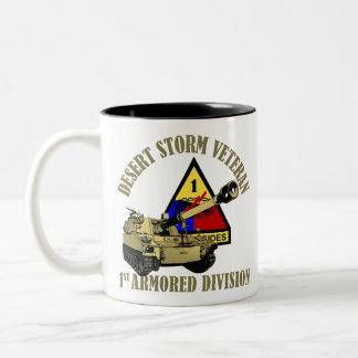 Desert Storm Vet [M-109] Coffee Mugs