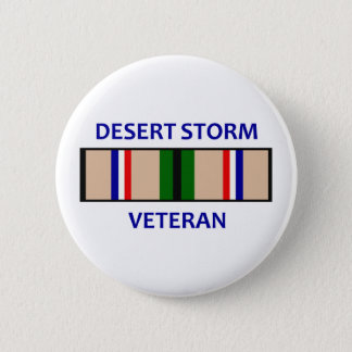 DESERT STORM VETERAN BUTTON