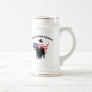 Desert Storm Veteran Coffee Mug